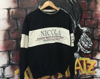 Vintage Nicola Valentino Sweatshirt