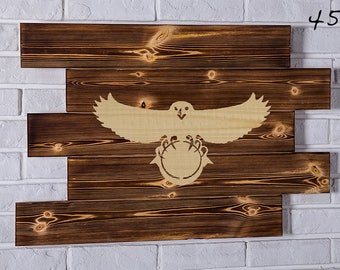 Atlanta Hawks Wood Sign Atlanta Hawks Wall art Atlanta Hawks Gift Atlanta Hawks Birthday Atlanta Hawks Party wooden