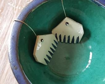 Orecchini ceramica