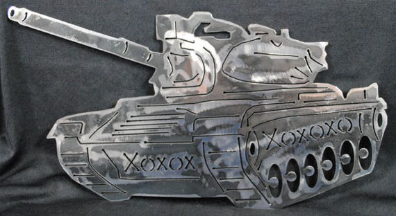 Personalized Tank, Military Tank, Gift for Tank Operator, Gift for Military Personnel, Kids Room Decor, Teens Room Decor, Adults Room Decor