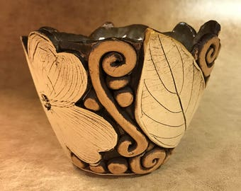 Small Dogwood Bowl 175