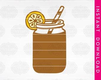 mason jar svg, vinyl designs, sweet tea svg, htv vinyl design, commercial use clipart, svg files for cricut, silhouette files, dxf files