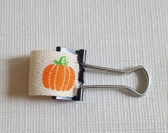 Pen Holder Pumpkin clip