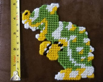 Super Mario Brothers Bowser magnet