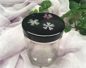 9oz Real Flower Stash Jar