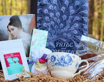 Jane Austen - Pride and Prejudice - Book Box