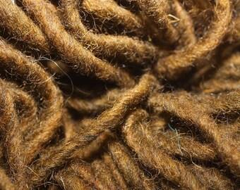 Weaving Southwest Rio Grande Rug Wool, color Hunter Green, 1 pound, 425 yards