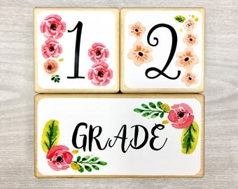 First Day of School Photo Prop - First Day of School Chalkboard - First Day of School Sign - Milestones - Back to School - Gifs for Kids -