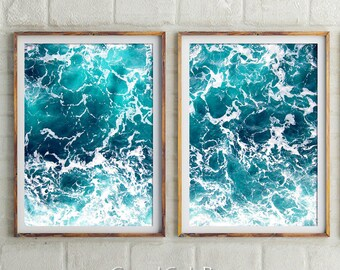 Coastal wall decor | Etsy
