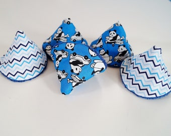 teepee pee (5 cones) panda: original gift