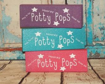 Potty Pops