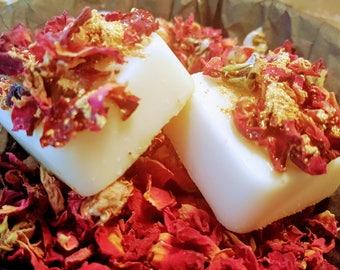Moisturizing Bath Melt -  Amyris, Lemon and Wild Orange