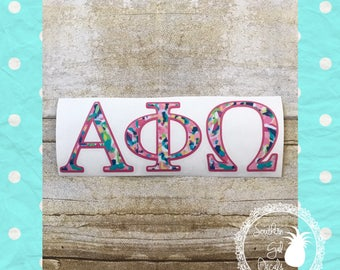 Alpha phi lilly