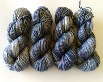 OOAK One of A Kind Bulky 2-Ply Akara Yarns