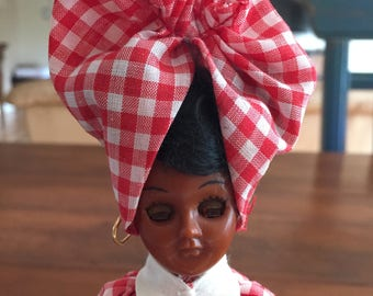 Vintage New Orleans Gambina Doll