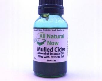 Mulled Cider 15mL Diffuser Blend