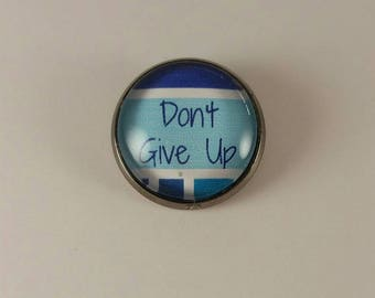 """JW Men's Tie Tac """"Don't Give Up"""" Regional Convention, JW Gifts, JW accessories, Men's accessories,"""