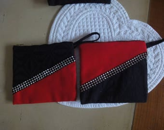 doors coins or small kits red and black set of 2