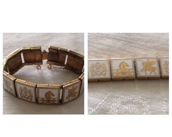 On Sale Vintage Link Bracelet