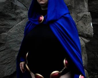 Teen Titans Raven Cloak/Cape