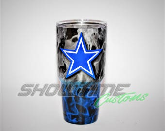 Dallas Cowboys Yeti Dallas Cowboys Ozark Cowboys Yeti Dallas Cowboys tumbler Cowboys cup custom yeti custom tumbler