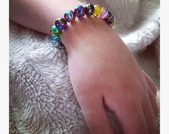 Baby girls Beaded bracelet