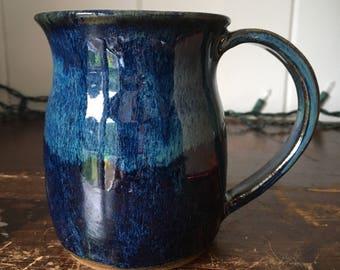 Ceramic Mug, Handmade, Pottery, Coffee Mug, Tea Mug, Gift