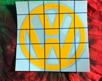 VW decal / sticker