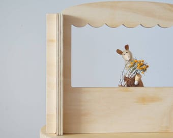 TINY PUPPET THEATRE