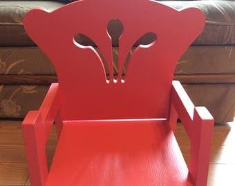 Pink Children's Chair