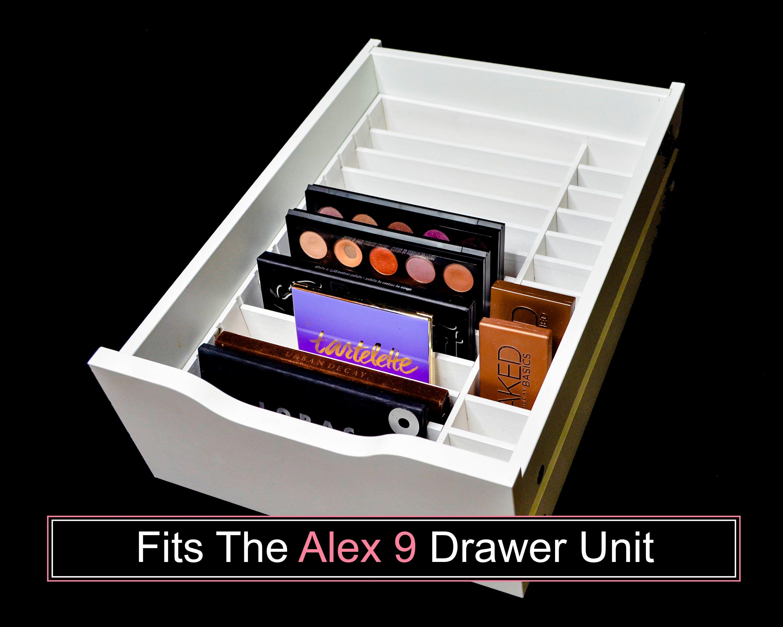 Palette Drawer Organizer Fits Alex 9 Drawer Unit Makeup