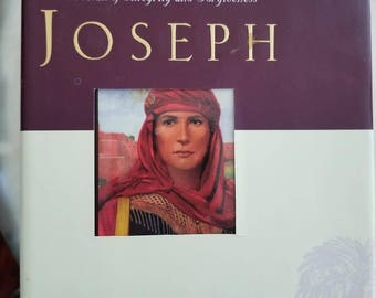 A Man of Integrity and Forgiveness  JOSEPH