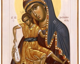 Mother Of God ,Orthodox icon