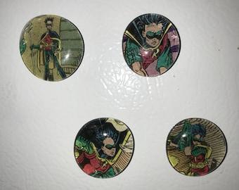 DC Comics Robin Magnets