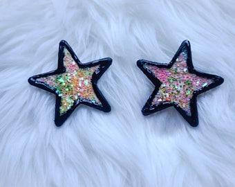 Starlight Glitter Earrings