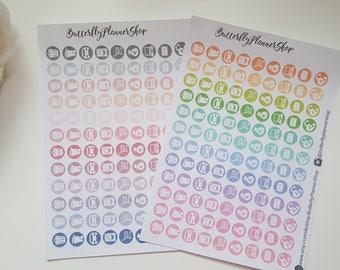 Planner Icon Stickers Sticker