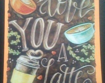 I Love You A Latte 3