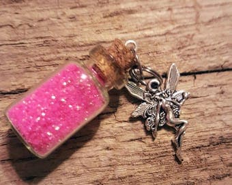 Magical Wish Sprinkles, Make a wish, Believe, Fairy Sprinkles, Sparkles, Glitter Charm, Wishes, Bottle of glitter, magic dust
