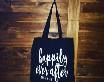 Wedding Tote