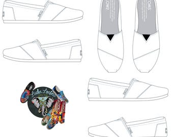 Create Your Own Custom Toms