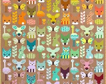 PRE-ORDER Delightful Desert Pattern Book by Elizabeth Hartman