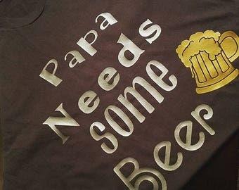 Papa Needs Beer