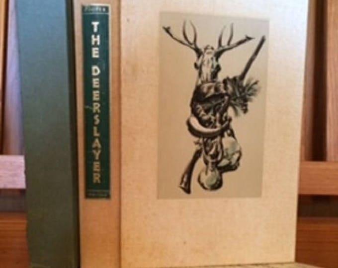 HERITAGE PRESS: Deer Slayer by James Fenimore Cooper 1961