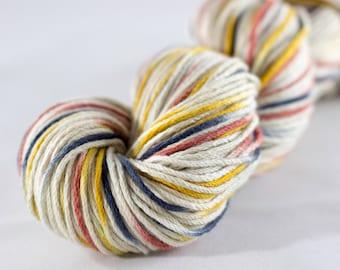 Cotton Yarn - Curious Checkerbelly