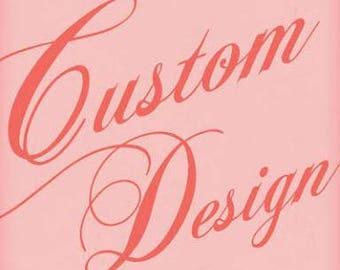 Digital Custom Design Invitation
