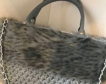 Zarina All Crochet Bag