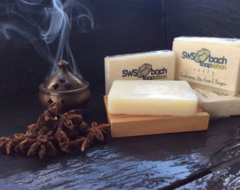 Luxury Frankincense, Star Anise and Benzoin