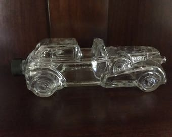 Avon Aftershave-Cologne Cadiallac Bottle-Decanter