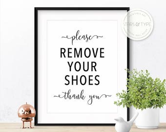 Remove your shoes etsy Taking shoes off in house etiquette