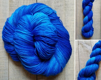Firenze's Eyes   Dyed to Order   Harry Potter Inspired Hand-Dyed Yarn